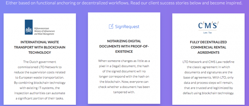 Review of LTO Network: Hybrid Blockchain for Decentralized Workflows